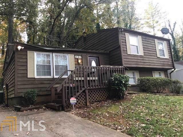 921 Park West Ln, Stone Mountain, GA 30088 (MLS #8692481) :: Rettro Group