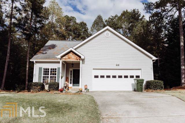 125 Oak Leaf Drive, Carrollton, GA 30116 (MLS #8692891) :: Rettro Group