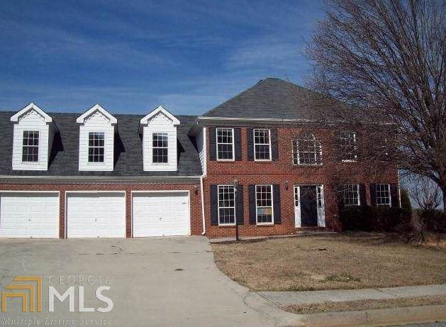3780 Brushy Wood, Loganville, GA 30052 (MLS #8693042) :: Bonds Realty Group Keller Williams Realty - Atlanta Partners