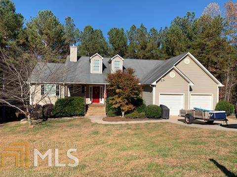 63 Pine Tree Court, Dawsonville, GA 30534 (MLS #8693167) :: RE/MAX Eagle Creek Realty
