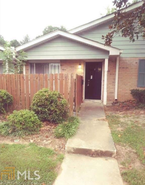 4701 Flat Shoals Rd 19D, Union City, GA 30291 (MLS #8693642) :: Team Cozart