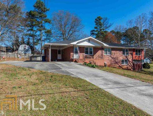 2821 Crabapple, Dacula, GA 30019 (MLS #8693660) :: Royal T Realty, Inc.