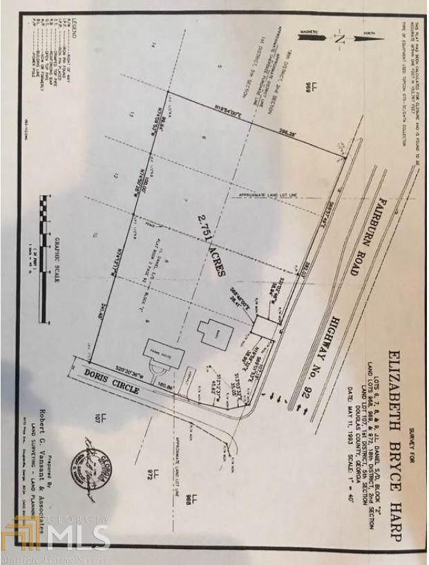 001 Fairburn Rd, Douglasville, GA 30135 (MLS #8693963) :: Bonds Realty Group Keller Williams Realty - Atlanta Partners