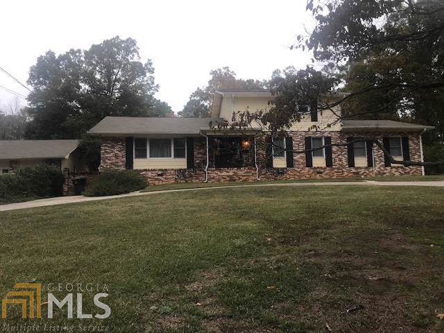 225 Lakeshore Drive, Milledgeville, GA 31061 (MLS #8694460) :: Buffington Real Estate Group
