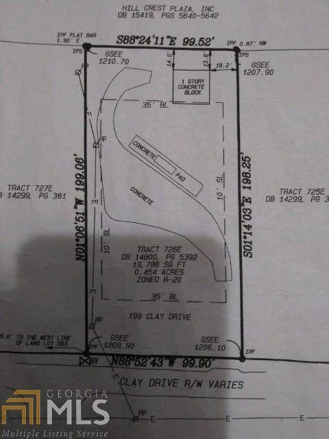 199 Clay Rd, Marietta, GA 30060 (MLS #8694773) :: Buffington Real Estate Group