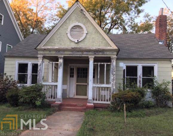 718 East Ave, Atlanta, GA 30312 (MLS #8694997) :: The Heyl Group at Keller Williams