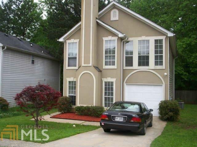 859 Ashley Ln #4, Stone Mountain, GA 30087 (MLS #8695460) :: Bonds Realty Group Keller Williams Realty - Atlanta Partners