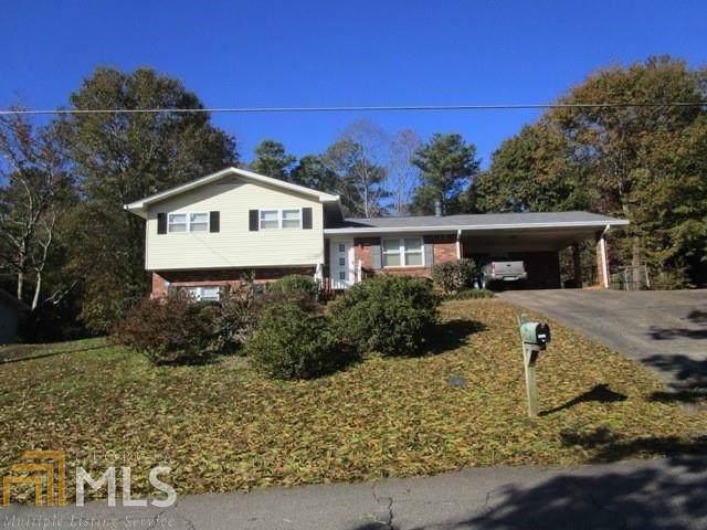 2826 Hyde Park Dr, Douglasville, GA 30135 (MLS #8695804) :: Buffington Real Estate Group