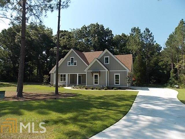 109 Hinterland Trl, Statesboro, GA 30458 (MLS #8695826) :: Rettro Group