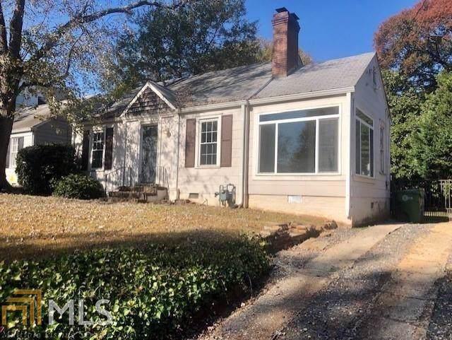393 Deering Road, Atlanta, GA 30309 (MLS #8696074) :: RE/MAX Eagle Creek Realty