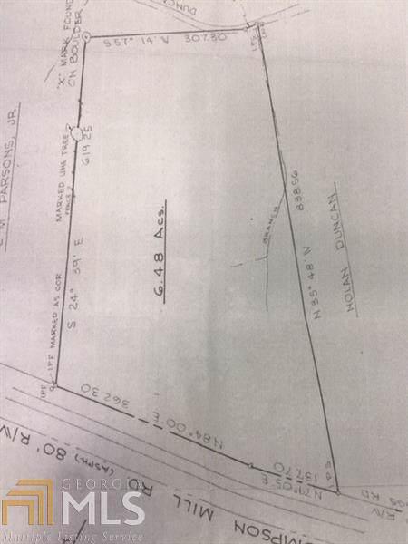 5461 Thompson Mill Rd, Hoschton, GA 30548 (MLS #8696779) :: Anita Stephens Realty Group