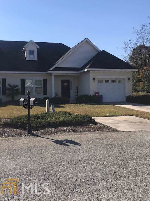 407 Abaco Cir, Statesboro, GA 30458 (MLS #8697486) :: The Heyl Group at Keller Williams