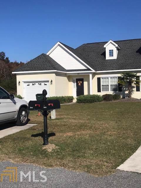 306 Palm Ave, Statesboro, GA 30458 (MLS #8697510) :: The Heyl Group at Keller Williams
