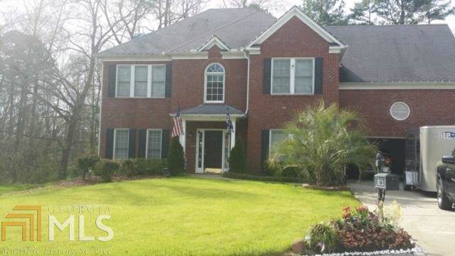 7500 Crescent Bend Cove, Stone Mountain, GA 30087 (MLS #8697729) :: The Realty Queen Team