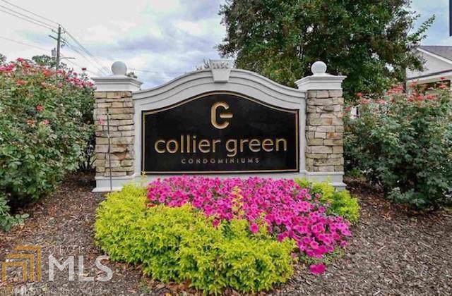 1150 Collier Rd C08, Atlanta, GA 30318 (MLS #8698358) :: Bonds Realty Group Keller Williams Realty - Atlanta Partners