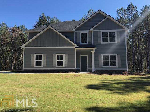 60 Limb Ct #8, Grantville, GA 30220 (MLS #8700443) :: Tim Stout and Associates