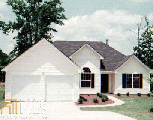 468 Harvick Circle, Stockbridge, GA 30281 (MLS #8703641) :: The Durham Team