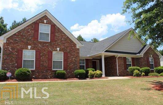 1114 The By Way, Mcdonough, GA 30252 (MLS #8703881) :: The Durham Team