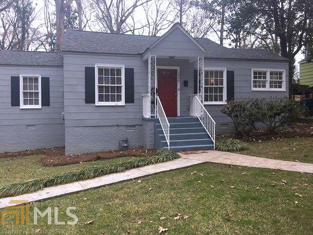 1497 Saint Francis Ave, East Point, GA 30344 (MLS #8703897) :: The Realty Queen Team