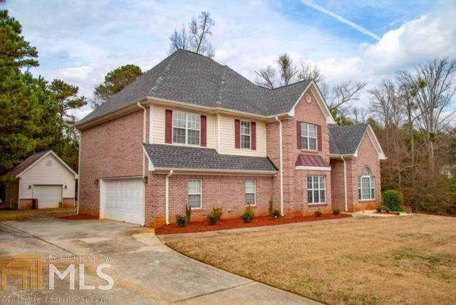 25 Blue Grass Court, Oxford, GA 30054 (MLS #8704221) :: Athens Georgia Homes