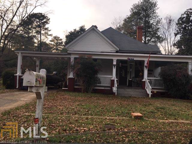 160 Harkness St, Jackson, GA 30233 (MLS #8704821) :: Tommy Allen Real Estate