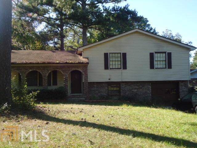 6483 Cameron Dr, Morrow, GA 30260 (MLS #8705264) :: RE/MAX Eagle Creek Realty