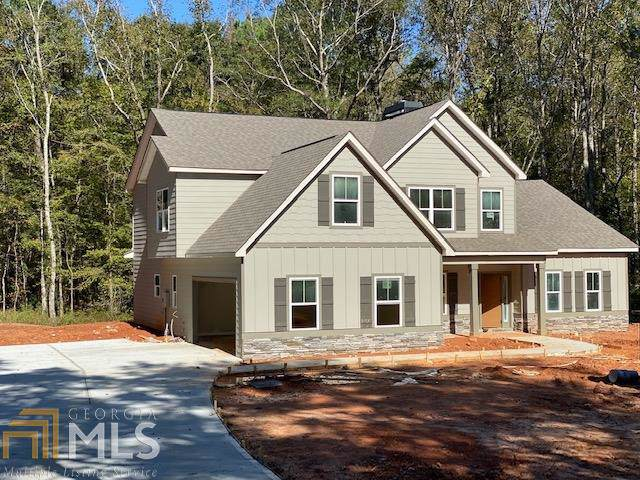 397 Oak Grove Path Lot 12, Griffin, GA 30224 (MLS #8705301) :: Athens Georgia Homes