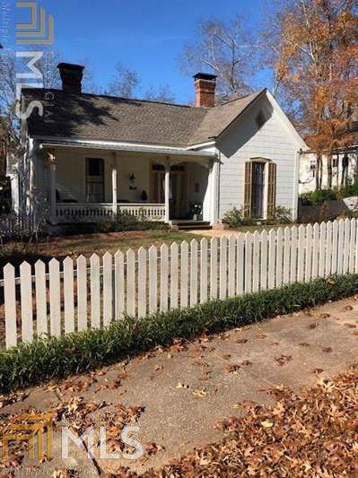 351 North Main St, Madison, GA 30650 (MLS #8705389) :: The Realty Queen Team