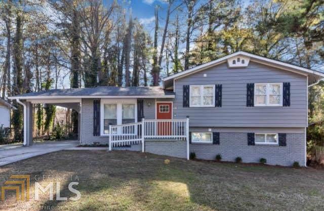 179 SE Oak Dr, Atlanta, GA 30354 (MLS #8706010) :: RE/MAX Eagle Creek Realty
