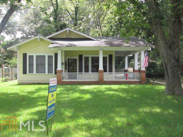 832 E College St, Griffin, GA 30224 (MLS #8706672) :: Tommy Allen Real Estate