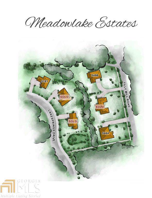 5496 Tilly Mill Rd, Dunwoody, GA 30338 (MLS #8707079) :: Scott Fine Homes