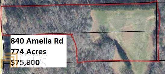 840 Amelia Rd, Locust Grove, GA 30248 (MLS #8707554) :: Bonds Realty Group Keller Williams Realty - Atlanta Partners