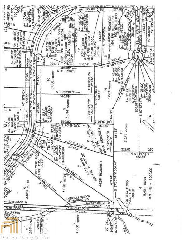 14 Cedar Gate Ln, Kingston, GA 30145 (MLS #8709541) :: Athens Georgia Homes