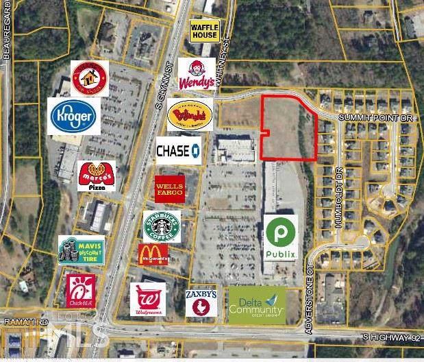 836 Glynn St 10-B, Fayetteville, GA 30214 (MLS #8712067) :: Military Realty