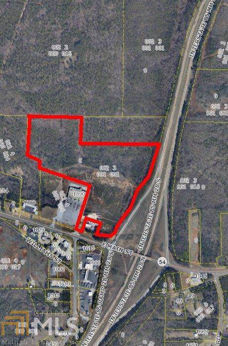 0 Highway 54 I85, Hogansville, GA 30230 (MLS #8712103) :: Bonds Realty Group Keller Williams Realty - Atlanta Partners