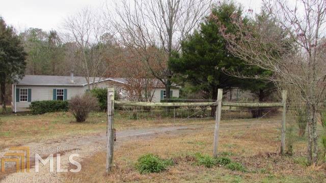 233 Weaver Rd, Franklin, GA 30217 (MLS #8713600) :: Rettro Group