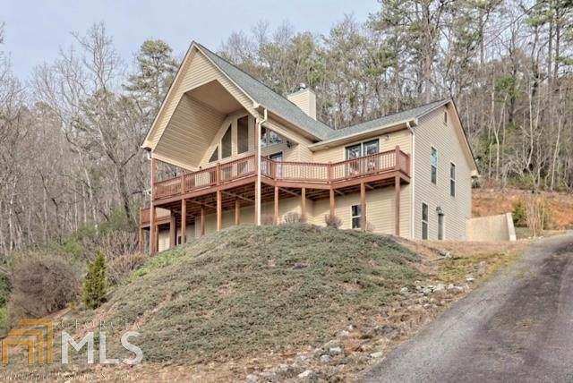 95 Knobby Crest, Clayton, GA 30525 (MLS #8718456) :: Athens Georgia Homes