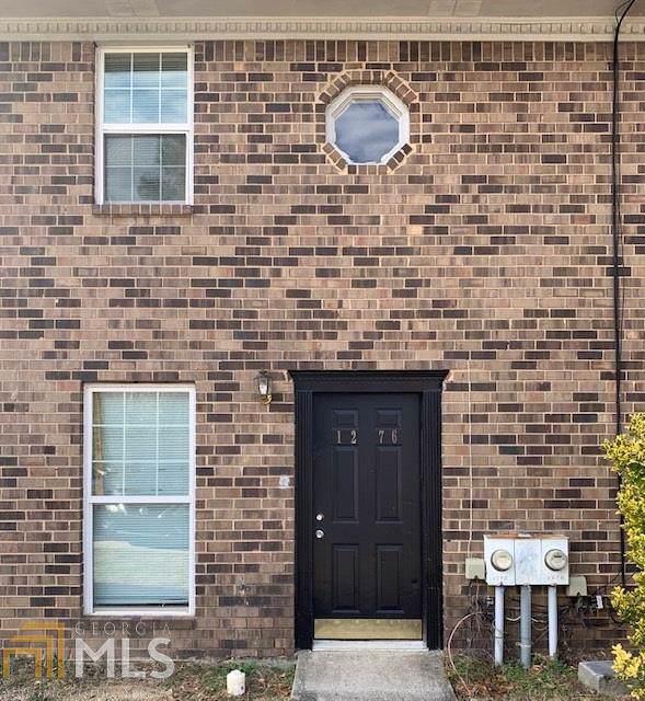 1276 NW Lakeview Dr, Conyers, GA 30012 (MLS #8718524) :: Bonds Realty Group Keller Williams Realty - Atlanta Partners