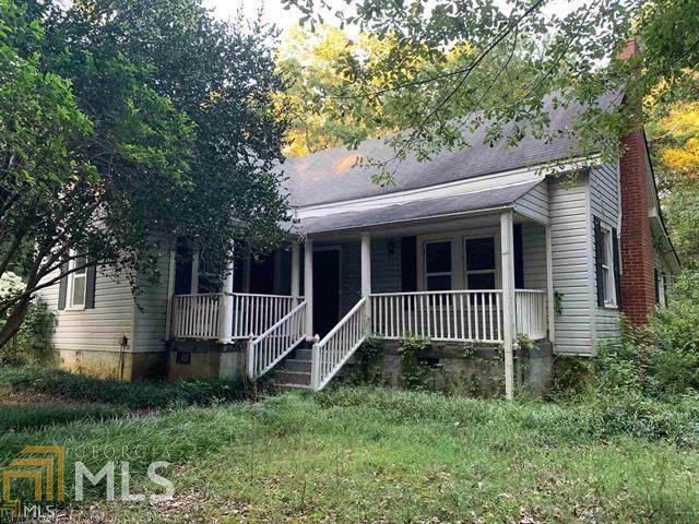 286 Patton Rd, Griffin, GA 30224 (MLS #8719377) :: Tommy Allen Real Estate