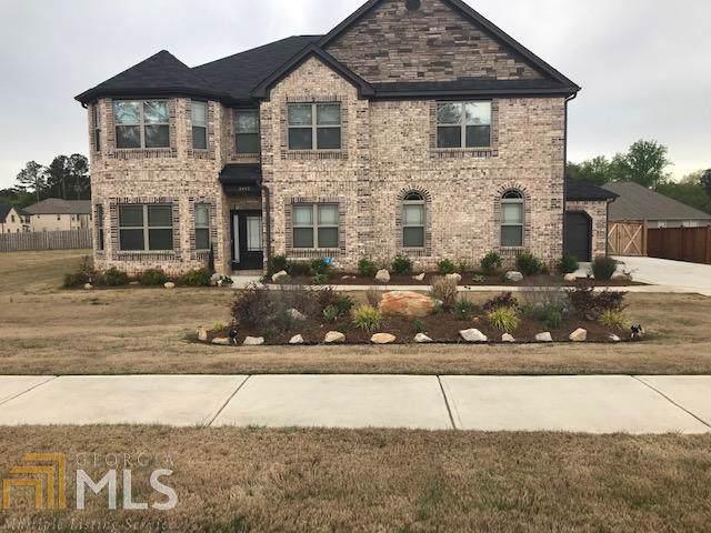 3597 Heritage Estates, Lithonia, GA 30038 (MLS #8720373) :: Bonds Realty Group Keller Williams Realty - Atlanta Partners