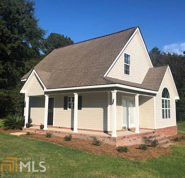 345 Longwood Dr, Statesboro, GA 30461 (MLS #8720381) :: RE/MAX Eagle Creek Realty