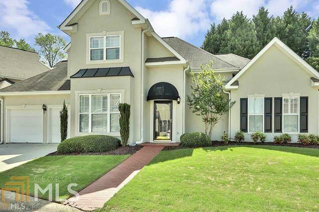 1 Village Point, Newnan, GA 30265 (MLS #8721032) :: Rettro Group