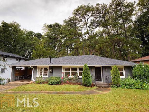 2181 SE Cloverdale Dr, Atlanta, GA 30316 (MLS #8721171) :: Buffington Real Estate Group