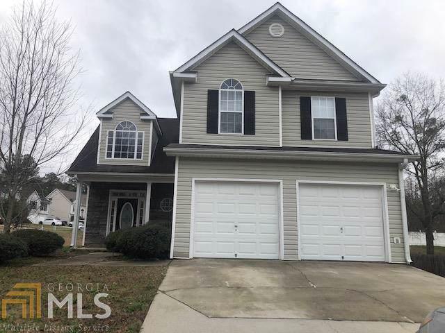 1091 Wynnbrook Ln #29, Jonesboro, GA 30238 (MLS #8721208) :: Buffington Real Estate Group