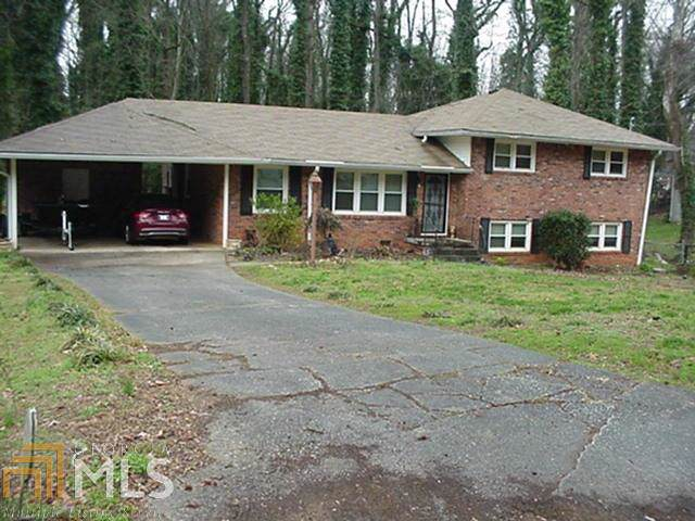 2599 Dawn Dr, Decatur, GA 30032 (MLS #8721780) :: Buffington Real Estate Group