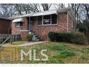 186 Burbank Dr, Atlanta, GA 30314 (MLS #8721922) :: Bonds Realty Group Keller Williams Realty - Atlanta Partners