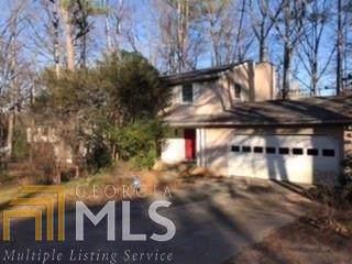 981 N Millard Way, Stone Mountain, GA 30088 (MLS #8722712) :: Buffington Real Estate Group