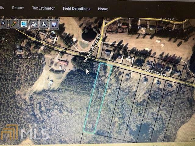 0 Golf Club Dr, Statesboro, GA 30458 (MLS #8723287) :: RE/MAX Eagle Creek Realty