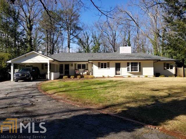 415 N Woodland Dr, Marietta, GA 30064 (MLS #8723454) :: Military Realty