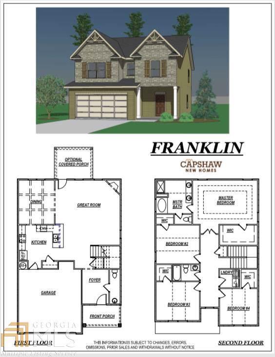 459 Stanebrook Ct Lot 22 #22, Jackson, GA 30233 (MLS #8724428) :: Bonds Realty Group Keller Williams Realty - Atlanta Partners